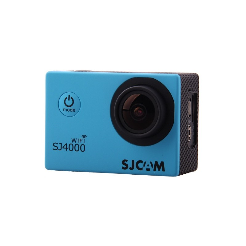 EACHSHOT sjcam sj4000 WiFi - синий