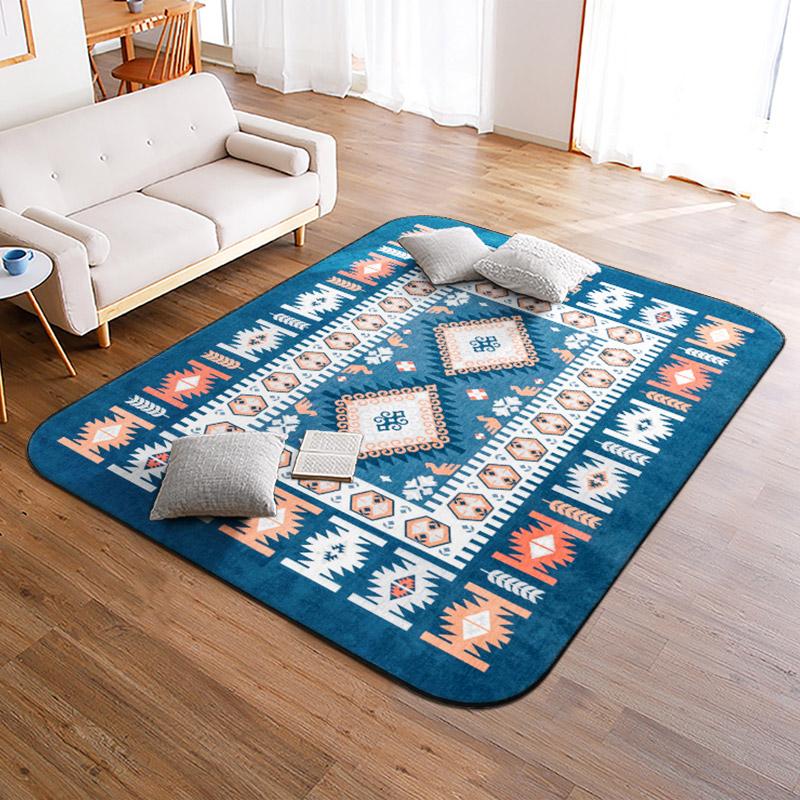 JD Коллекция эскимос 160 230cm XL li семейный дом гостиной журнальный столик ручной работы классический китайский ресторан спальня диван ковер фэрвью 09b 160 230cm