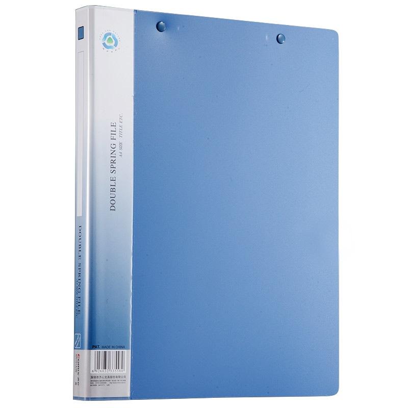 JD Коллекция синий Прочный двойной пружинный зажим зажим пружинный brigadier 22058