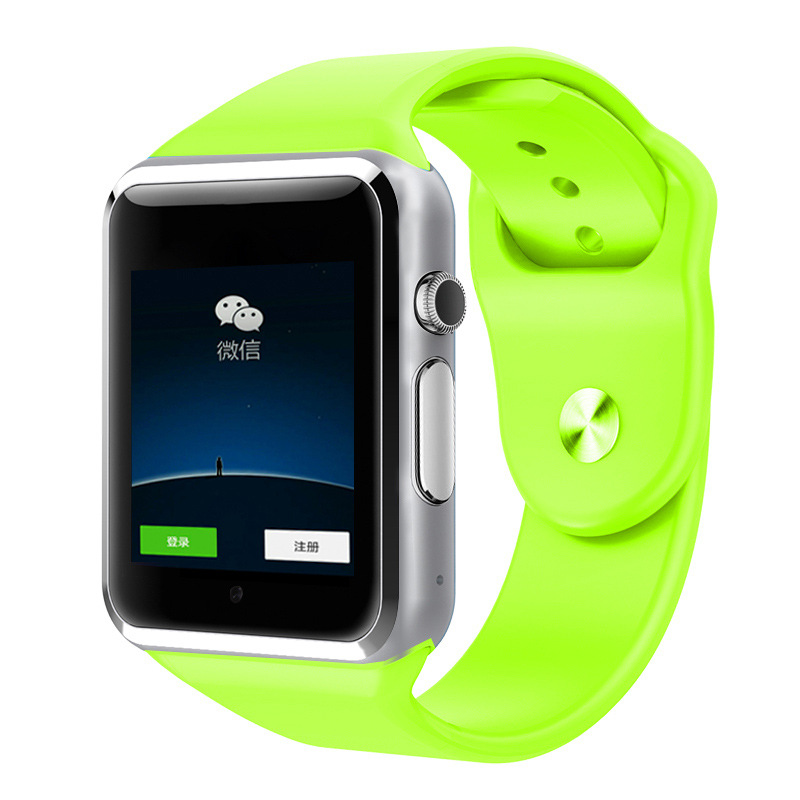Uwatch Светло-зеленый все цены