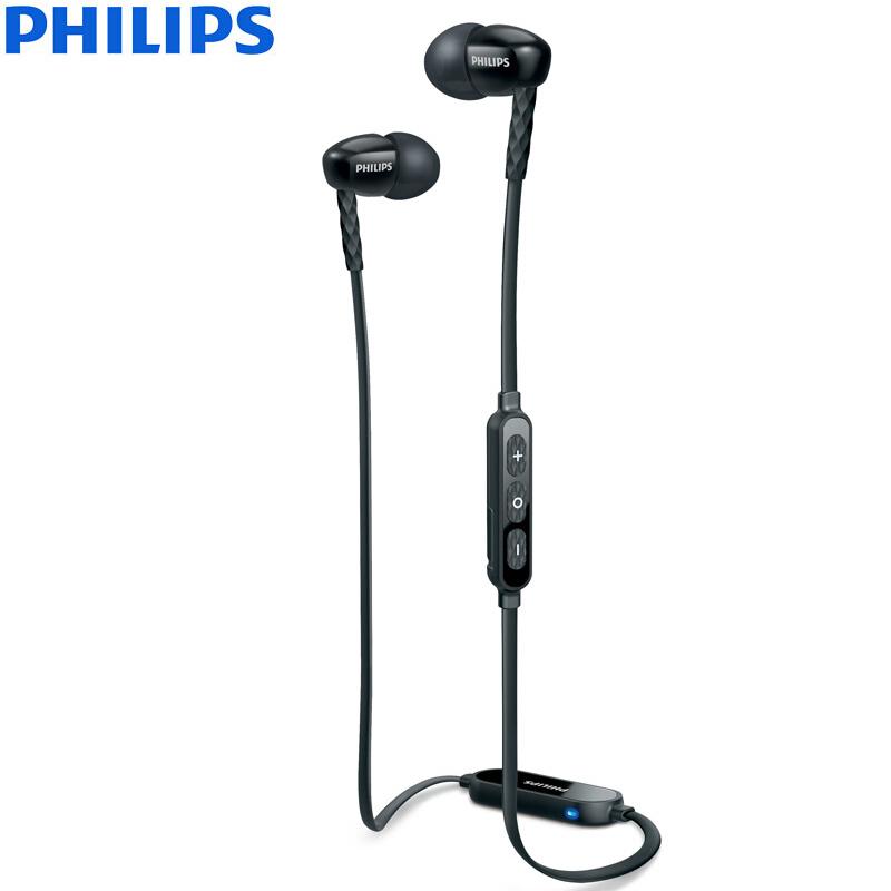 PHILIPS SHB5850 черный дефолт philips philips беспроводной bluetooth гарнитуры уха телефонный звонок shb1102