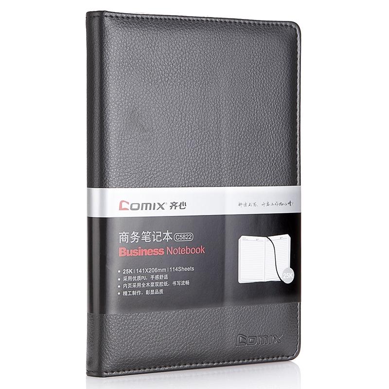 JD Коллекция черный 25К 114 Е согласованные comix c5823 48k кожаный ноутбук ноутбук дневник 114 black