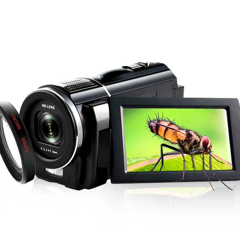 JD Коллекция Default дефолт видеокамера ordro hdv v7 dv