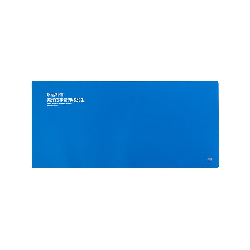 JD Коллекция Водонепроницаемый коврик для мыши синий дефолт просо mi просо большой черный водонепроницаемый коврик для мыши