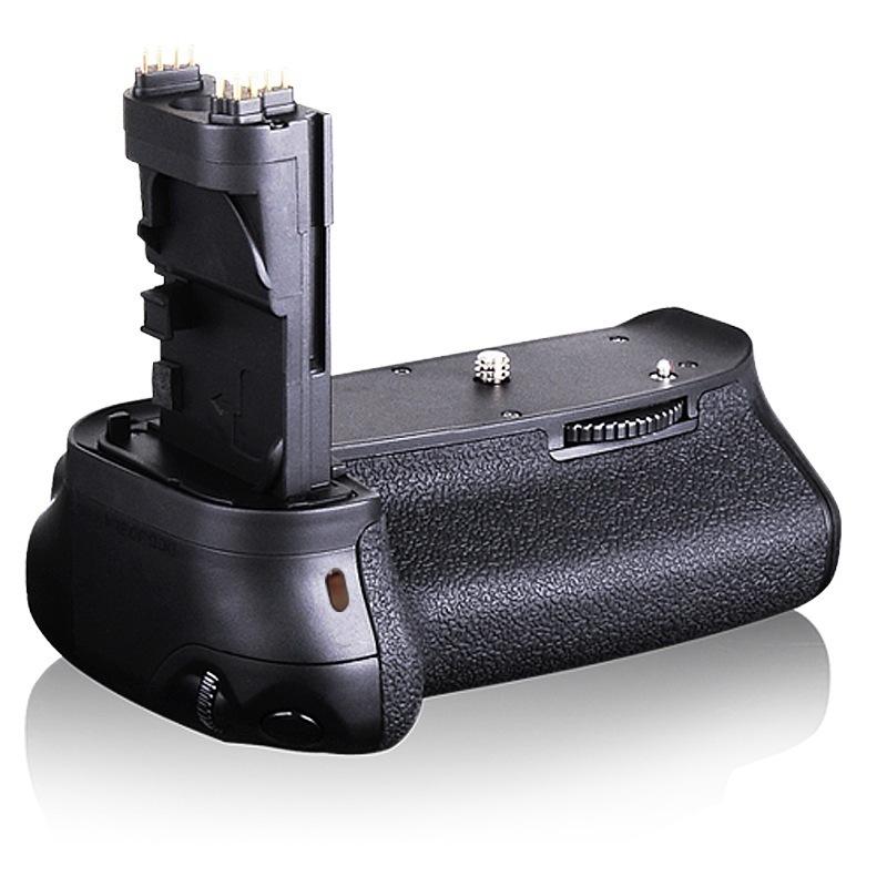 JD Коллекция дефолт дефолт mcoplus venidice vd 70d vertical battery grip holder with 2pcs lp e6 batteries for canon eos 70d camera as bg e14 as mk 70d