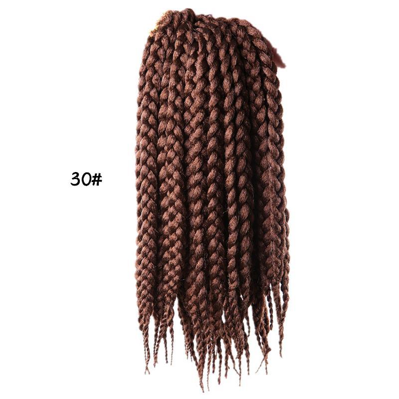 SAMBRAID 30 18 inches Box Braids