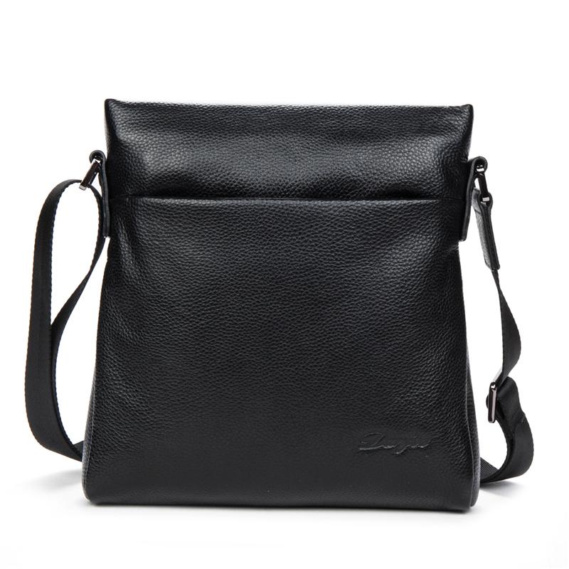 Мужской сумка мужская сумка сумка сумка мужчина повседневная сумка мужская DANJUE Черный 25cm x 24cm x 5cm фото