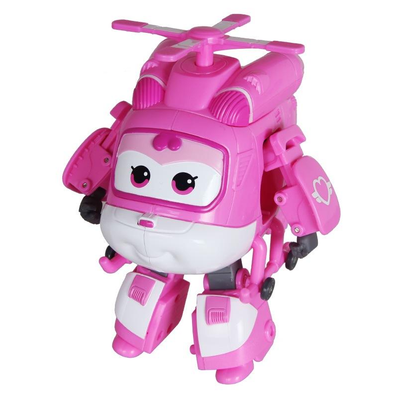 JD Коллекция Деформация робот - маленькая любовь дефолт bmw серии детские игрушки автомобиля детские игрушки
