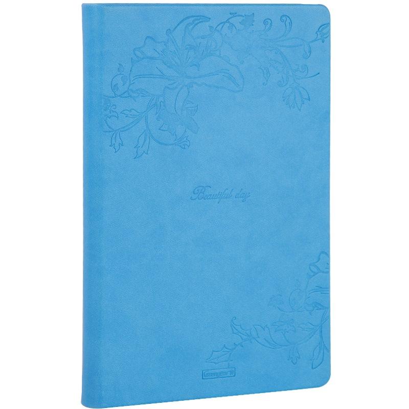 JD Коллекция синий дефолт обширный guangbo 16k96 чжан бизнес кожаного ноутбук ноутбук канцелярского ноутбук атмосферный магнитные дебетовые коричневый gbp16734