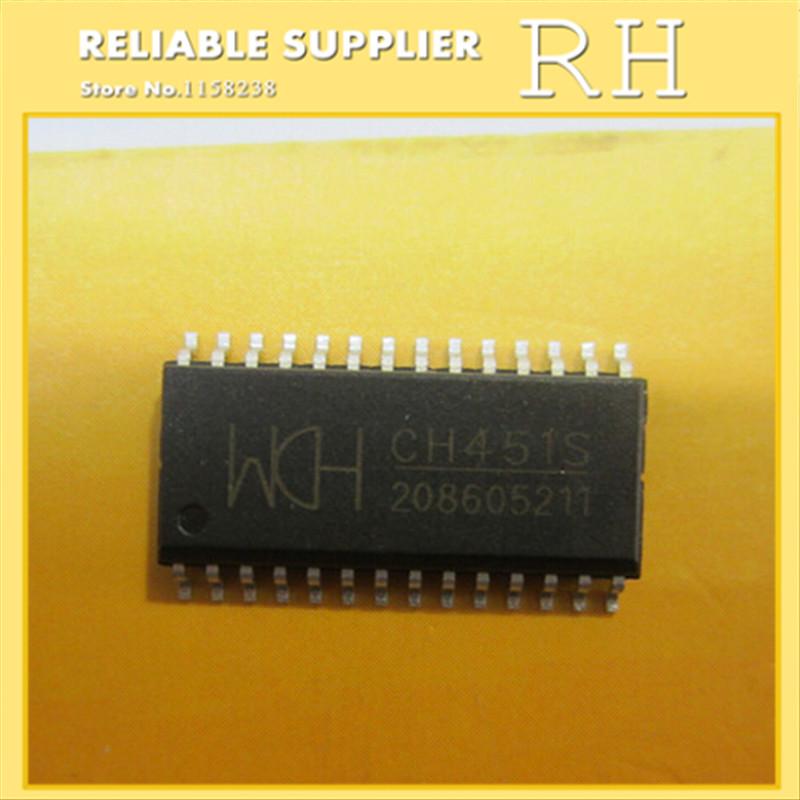 IC ch451s ch451 sop20