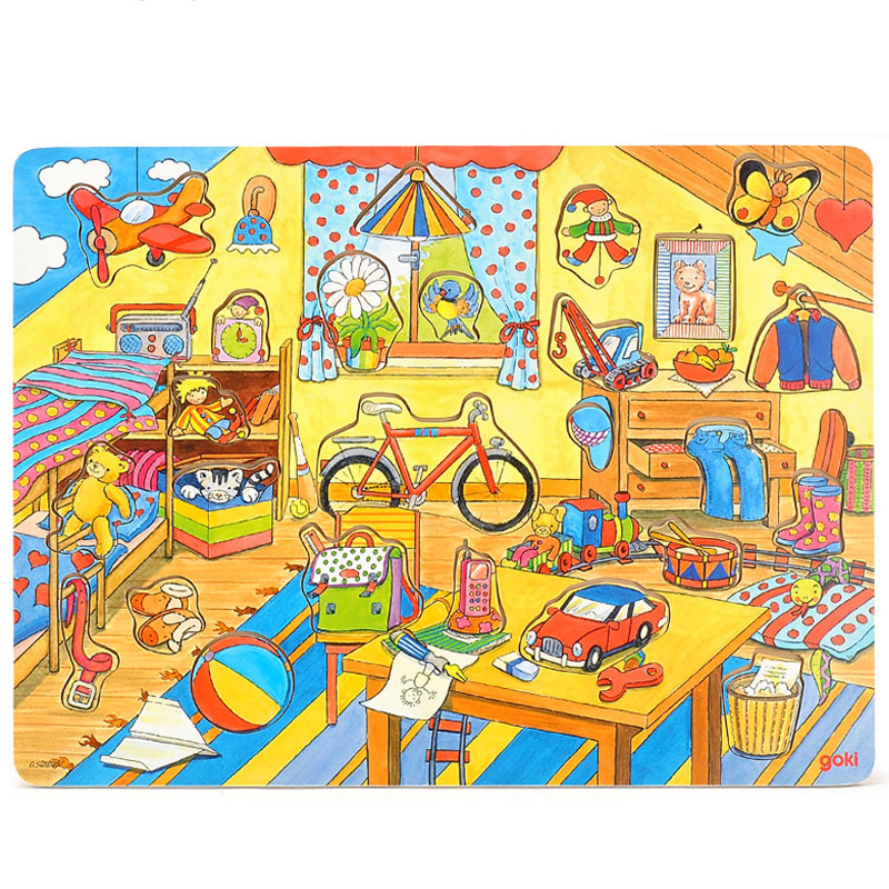 goki Puzzle My home consumer satisfaction with wooden furniture