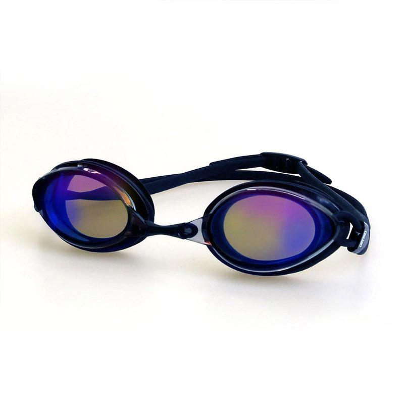 JD Коллекция Фиолетовое покрытие Средний код очки плавательные larsen s45p серебро тре