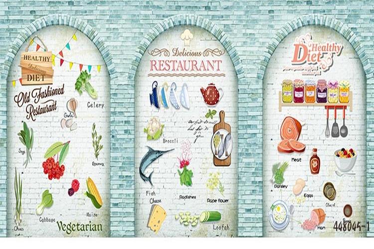Colomac White фото обои смазливая мультфильм обои гамбургер фаст фуд ресторан кофе чай магазин большой роспись причал крыльцо дерево обои