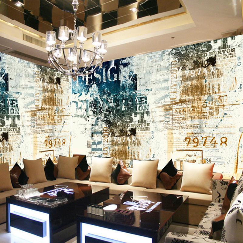 Colomac современный нью йорк ночью просмотр фото mural обои гостиная ktv бар кафе ресторан фон обои облицовка papel murals 3d