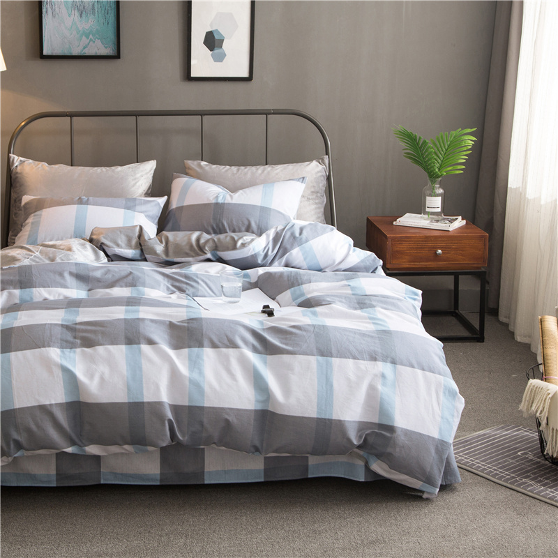 Brata легендарный эш стандартный размеродеяло200230cm mercury постельные принадлежности набор 4 штуки простыня с набивной чехол на одеяло 100