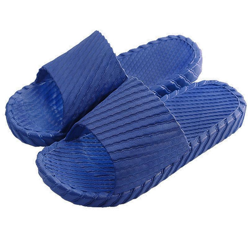 JD Коллекция синий 44-45 yuhua ze yuhuaze пара дома хлопок тапочки нескользящей дышащий белье тапочки деревянный пол тапочки женские модели 41 42 ярдов