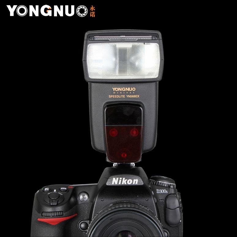 EACHSHOT Вспышка yongnuo йн-568EX для Nikon