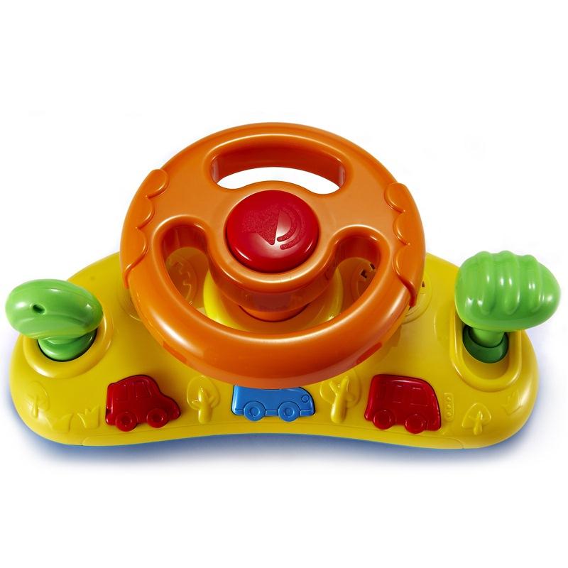 JD Коллекция С Днем моделирования руль дефолт оуба auby головоломка игрушечная ферма роллинг бейль сканирование детское детство раннее детство просвещение 463310ds