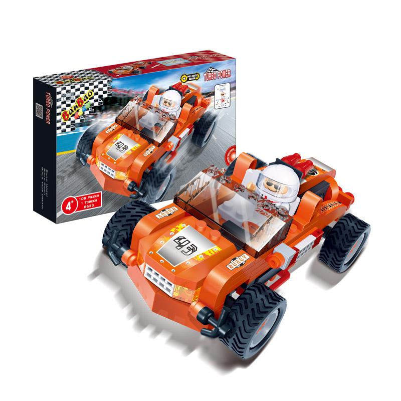 BanBao оранжевый