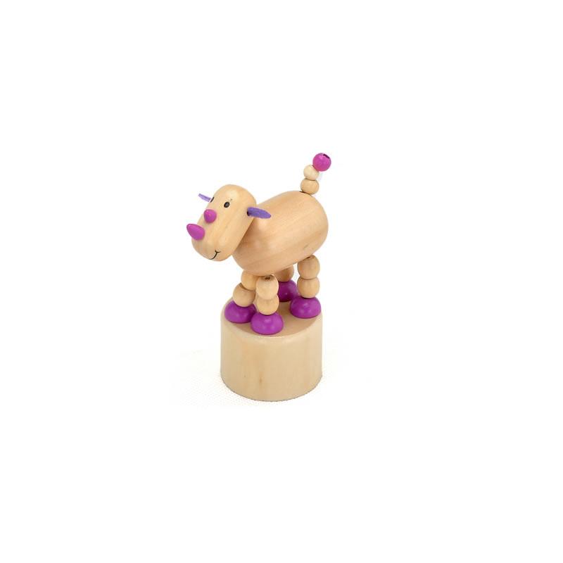 goki Animals, press&shake figures-rhinoceros