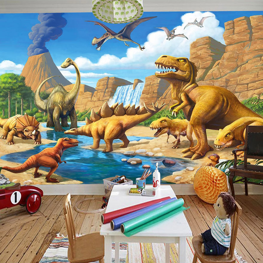Colomac Смешанный цвет jurassic monster action tyrannosaurus rex can use electric to lay an egg with light simulation model children s toy