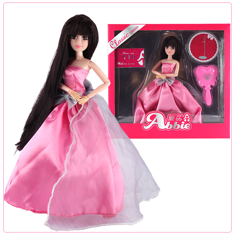 Abbie Classic Doll 12 inch fashion dolls blyth nude doll baby dolls for girls bonecos colecionaveis toys for children girls
