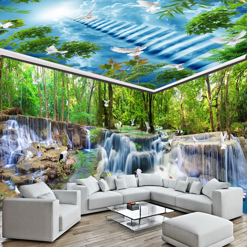 Colomac Смешанный цвет custom papel de parede infantil see graffiti mural for sitting room sofa bedroom tv wall waterproof vinyl which wallpaper