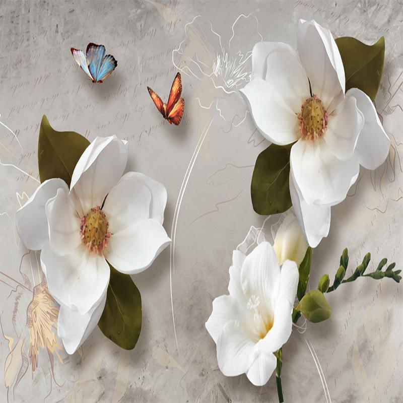 Европейский стиль ретро цветок Colomac Смешанный цвет фото