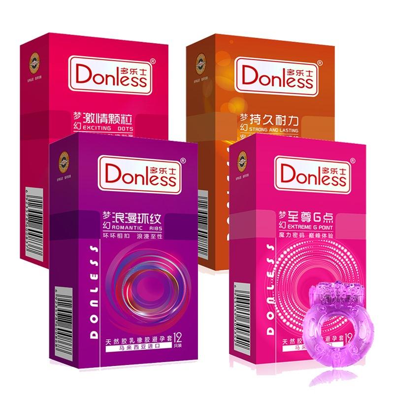 JD Коллекция дефолт дефолт donless 66 шт презервативы