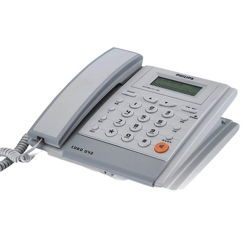 PHILIPS белый дефолт philips philips dctg1201 автономный цифровой беспроводной телефон беспроводной телефон стационарный телефон стационарный телефон синий