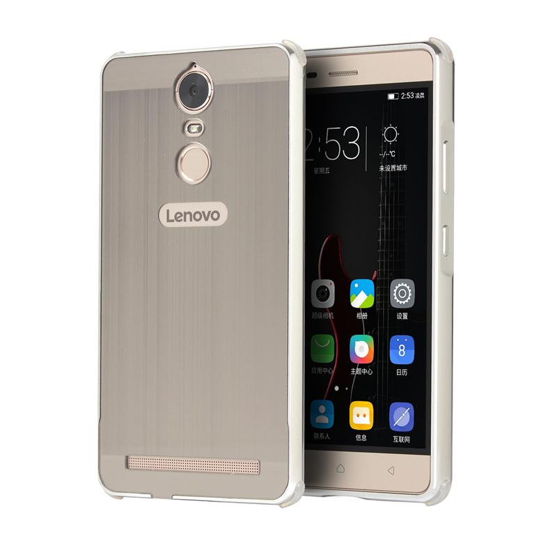 GANGXUN Серый цвет Lenovo K5 Примечание 55 inch смартфон lenovo vibe k5 note gold