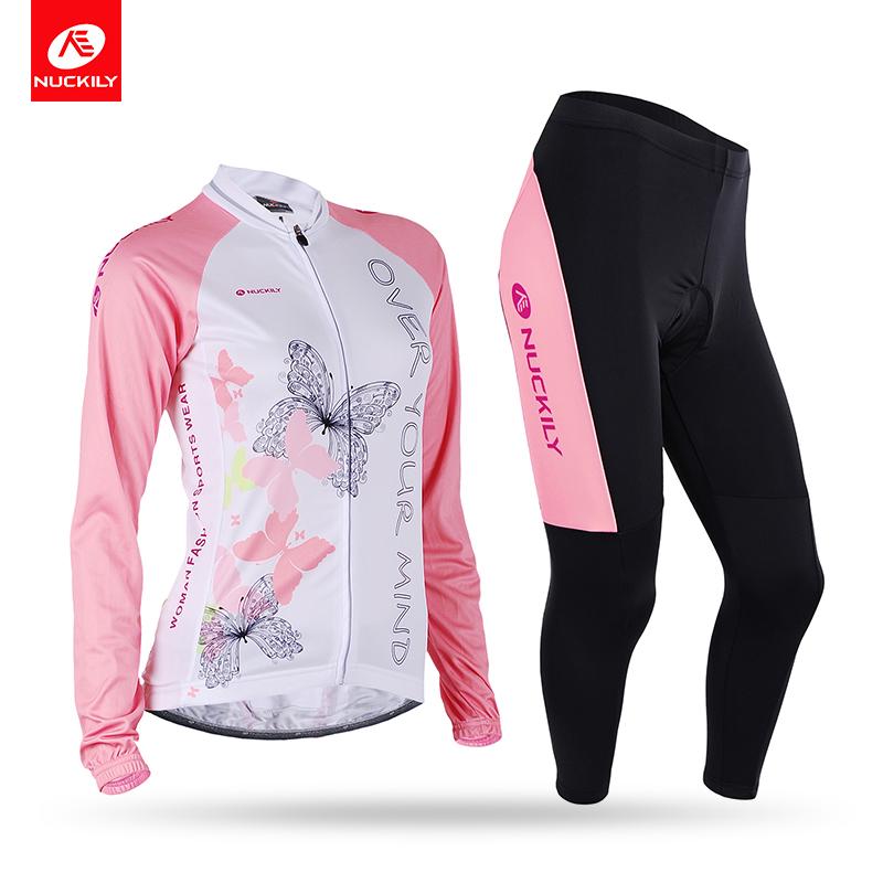 NUCKILY Розовый XL костюмы