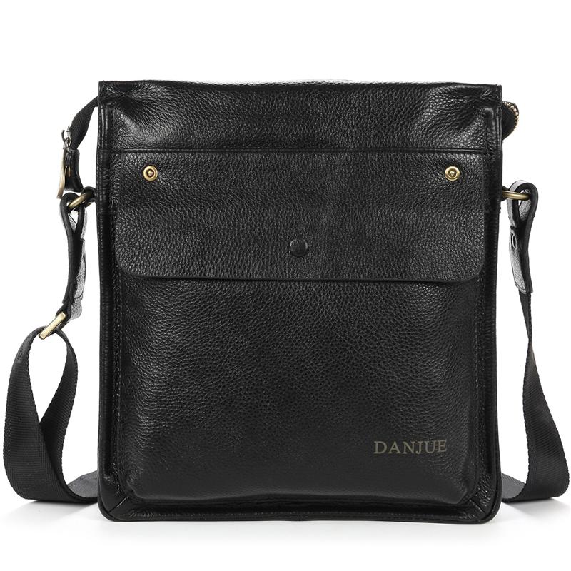 Мужской сумка мужская сумка сумка сумка мужчина повседневная сумка мужская DANJUE Черный 24cm x 27cm x 8cm фото