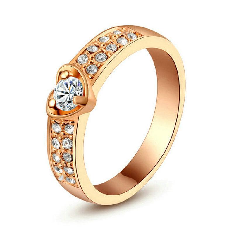 yoursfs 9 yoursfs фирменное сердце кольца сердце кольцо комплект для женщин анель включает кольца кольцо обручального кольца падения