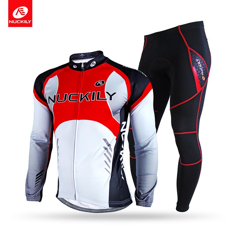 Спортивная одежда NUCKILY Красный M фото
