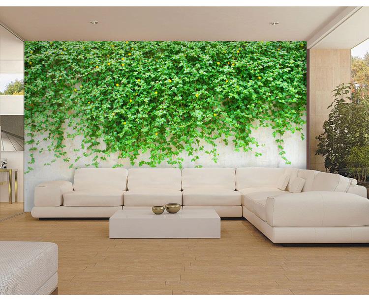 Colomac Розовый высококачественные пользовательские 3d обои для обоев для спальни 3d ландшафт для сада и сада