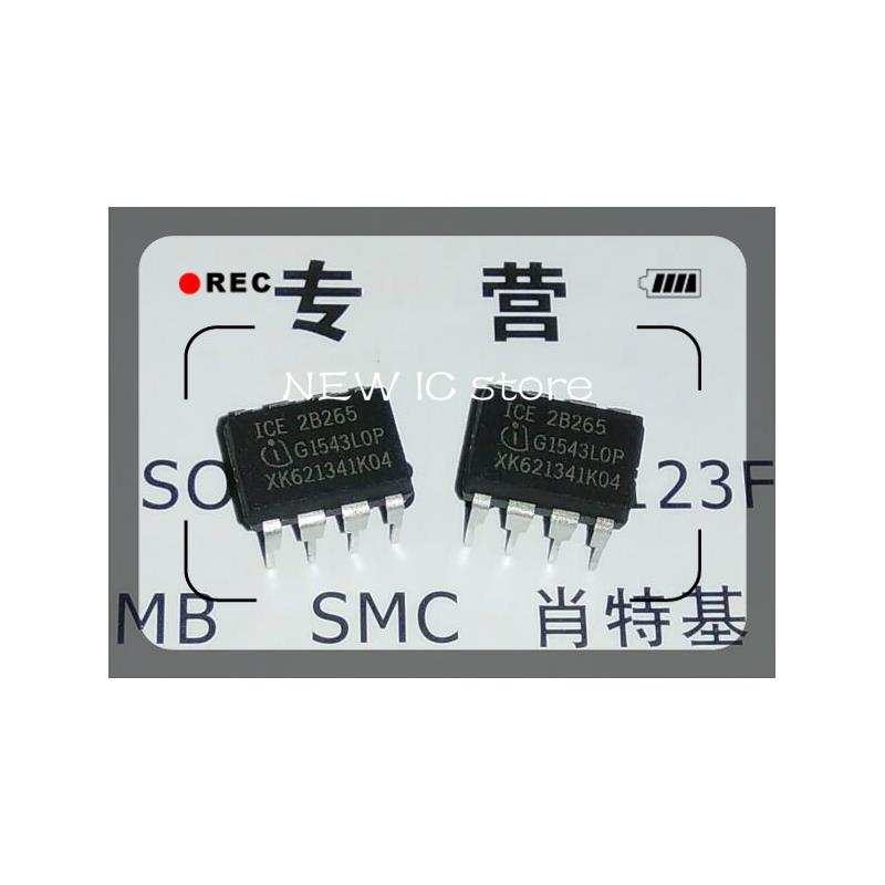 IC 50pcs p1027p65 ncp1027p65 line lcd management chip dip 7