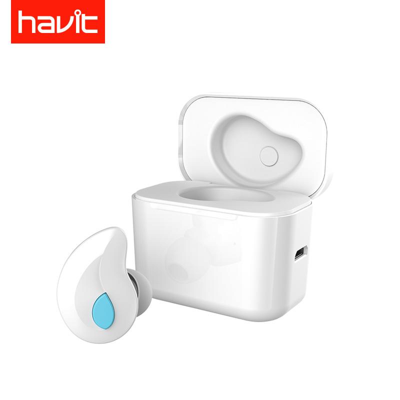 JD Коллекция Чистый белый дефолт u8 wireless bluetooth 4 1 sport in ear earbuds black