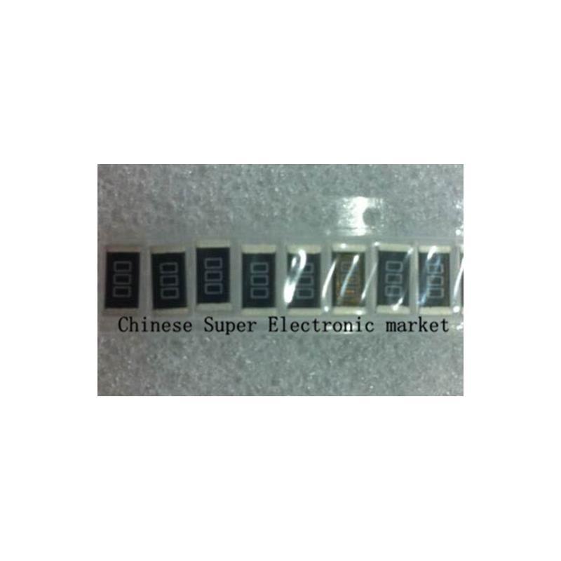 IC 500pcs 2512 82r 82r ohm 5% smd thick film chip resistor