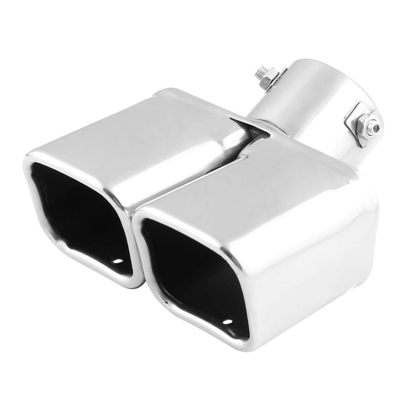 RYANSTAR stylish stainless steel car exhaust pipe muffler tip for harvard m2 vw polo vw new bora more