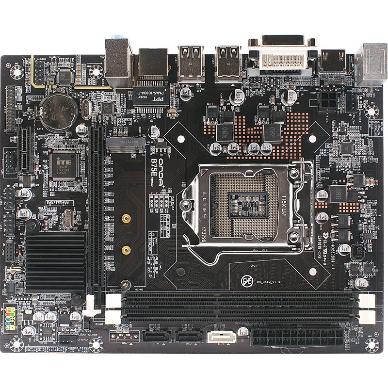 JD Коллекция Default дефолт asrock b75m gl r2 0 original used desktop motherboard b75 socket lga 1155 i3 i5 i7 ddr3 16g usb3 0 micro atx
