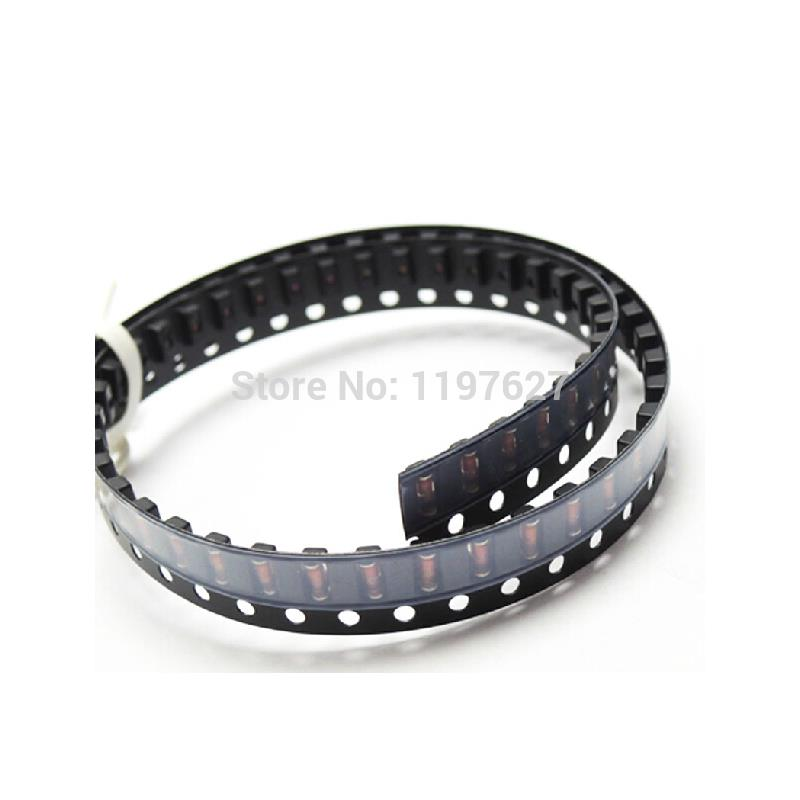 IC free shipping 3000pcs smd 1n4148 ll4148 1206 cylindrical glass sealed switching diode disc sales 100