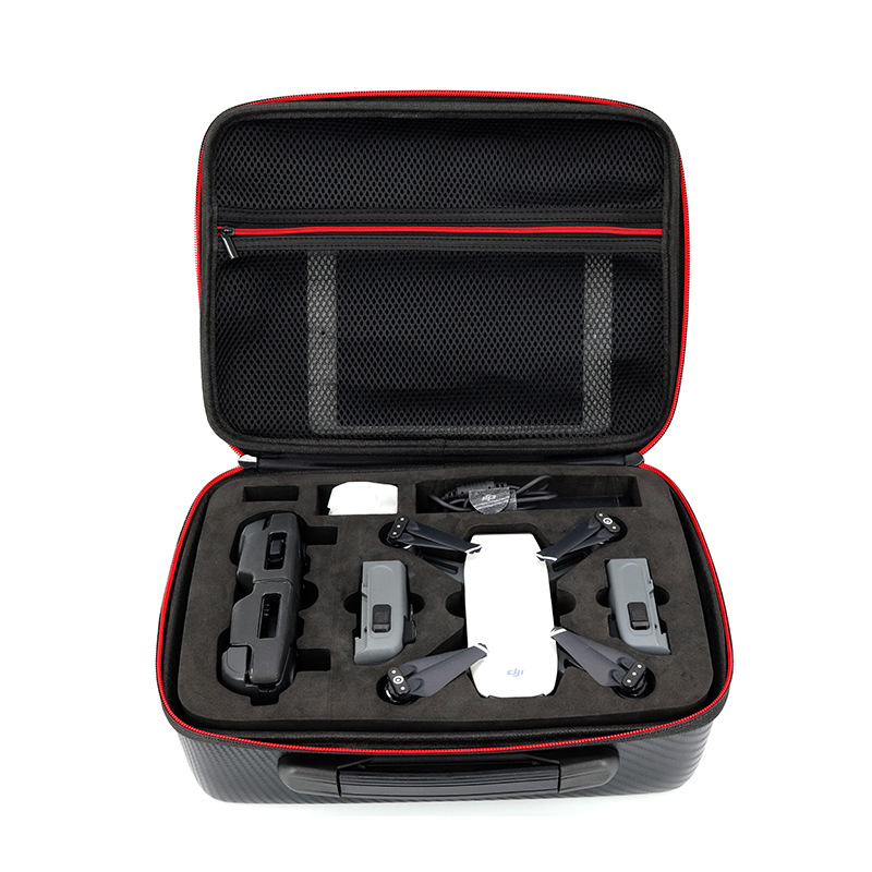 start new nylon backpack carrying bag case for yuneec typhoon q500 rc quadcopter