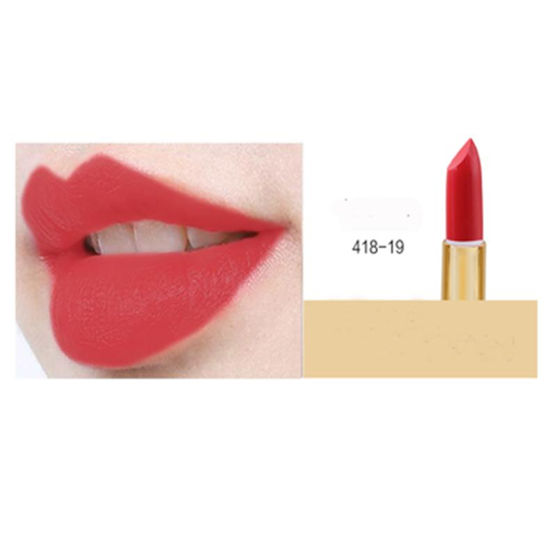Макияж помада макияж матовая помада мисс роза корейская косметика SINCEMILE K-03-19 фото