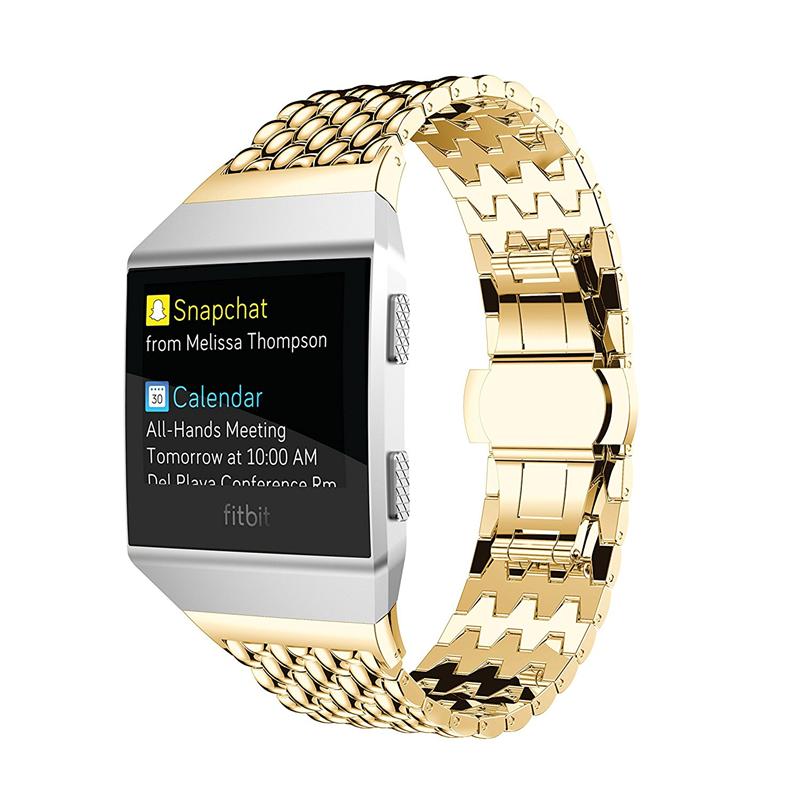 PINSENDA Золотой цвет золотой браслет с часов марка модной platinum часов реального позолоченные 21 см уникальный раунда цепи
