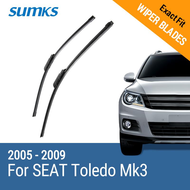 SUMKS for seat alhambra iii cordoba ibiza v toledo toledo iv scoe 2015 new 2x6smd 5050led license plate light bulb source car styling
