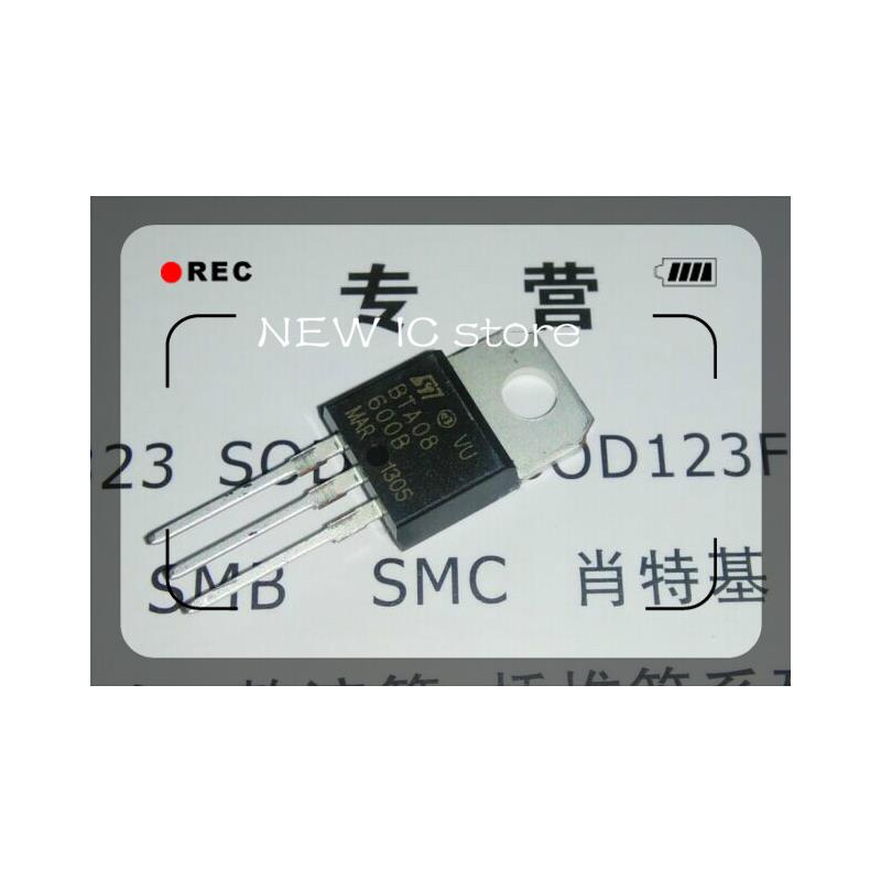 IC bta08 bta08 600c to 220 8a 600v to 220