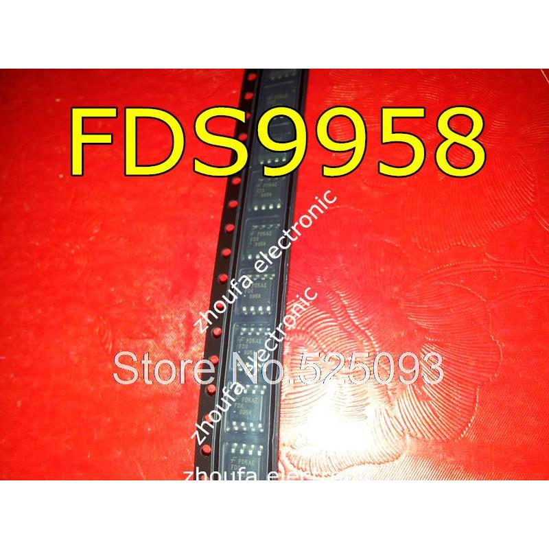 IC 10pcs lot fds9958