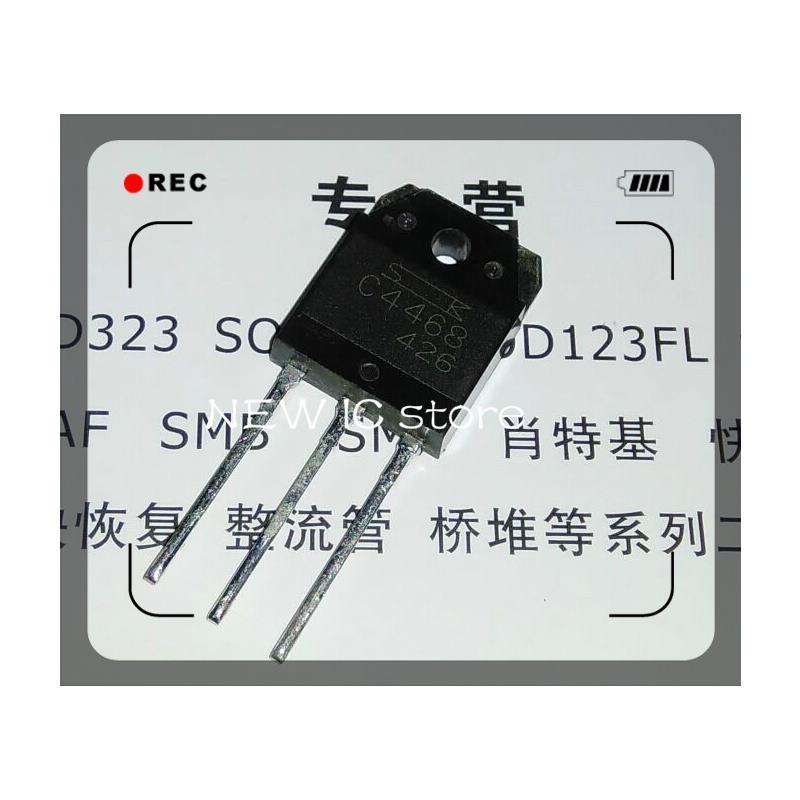 IC original free shipping 10pcs lot 2sc4468 c4468 to 3p in stock