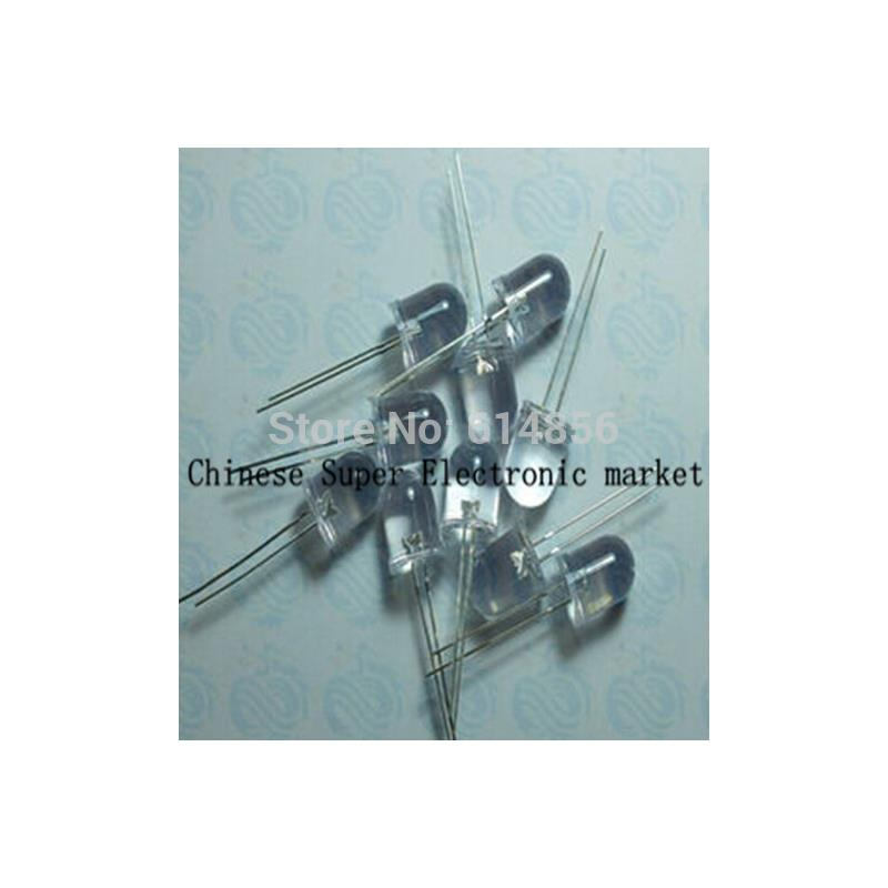 IC 5w 940nm infrared ir led emitter silver